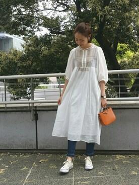 MILKFED. AT HEAVEN27 名古屋|伊藤有希さんの(MILKFED.|ミルクフェド)を使ったコーディネート