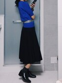 「TOGA XTCで購入(VINTAGE)」 using this Shiho looks