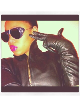 「PRADA Gloves(Prada)」 using this Abby Love looks