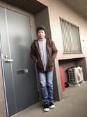 ノーリンさんの「<GETABACO> M/TIP ROPE LACE/シューレース◆(GETABACO|ゲタバコ)」を使ったコーディネート