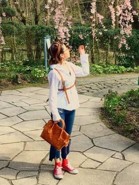 miharuさんの(GRACE CONTINENTAL グレースコンチネンタル)を使ったコーディネート