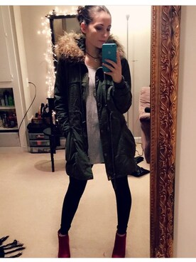 (H&M) using this Dannielle looks