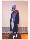 Rinさんの「【CONVERSE】オールスターローカット(CONVERSE|コンバース)」を使ったコーディネート