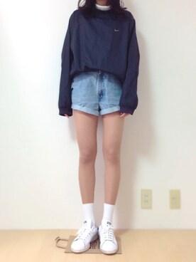 かりんさんの(adidas|アディダス)を使ったコーディネート