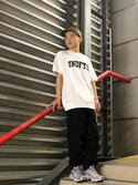 UNDEFEATEDさんの「Undefeated Military Cargo Pant(UNDEFEATED|アンディフィーテッド)」を使ったコーディネート