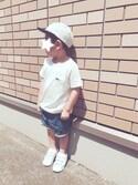OTO♡MACHUさんの(CA4LA|カシラ)を使ったコーディネート