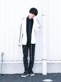 (NIKE) using this 杉山翔馬 looks