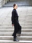 「Acne Studios 'Jensen' Pointy Toe Bootie (Women)(Acne Studios)」 using this sakurako_kusano looks