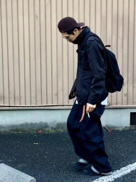 HHK-yasuoさんの(VISVIM|ビズビム)を使ったコーディネート