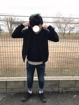 Akihito Itoさんの(G-STAR RAW|ジースターロゥ)を使ったコーディネート