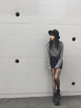ユキノ リナ is wearing Faith