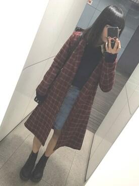 SAKURA SHIMIZUさんの(POLO RALPH LAUREN|ポロラルフローレン)を使ったコーディネート