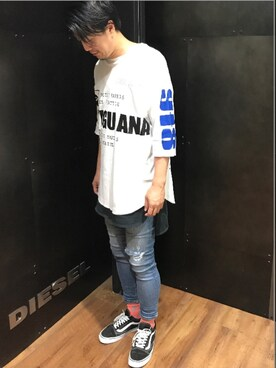 DIESEL 札幌パルコ|Ü looks