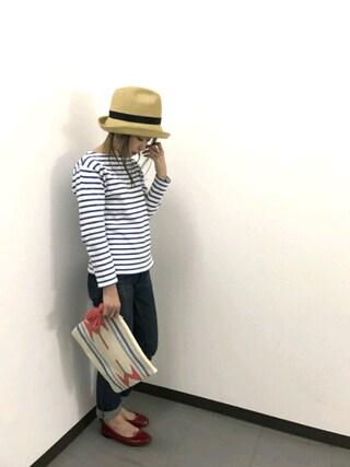 override南堀江店 YUKIさんの「repetto Cendrillon(repetto レペット)」を使ったコーディネート
