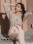 「Line & Dot Traveler Pullover(line and dot)」 using this Stephanie Liu  looks
