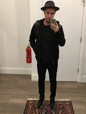 (ALLSAINTS) using this Chris Foote looks