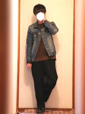 kaitoさんの(NUMBER (N)INE DENIM|ナンバーナイン デニム)を使ったコーディネート