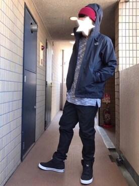masashi さんの(NEW ERA|ニューエラ)を使ったコーディネート
