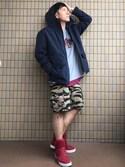 「Champion ニットキャップ(Champion)」 using this masashi  looks