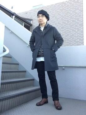 Taka@TeamFiftiesさんの(417 by EDIFICE|フォーワンセブン エディフィス)を使ったコーディネート