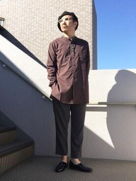 Taka@TeamFiftiesさんの(HARUTA|グリーンレーベルリラクシング)を使ったコーディネート