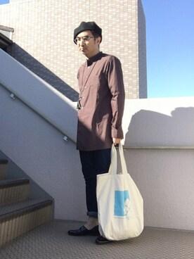 Taka@TeamFiftiesさんの(LE JUN|ル ジュン)を使ったコーディネート