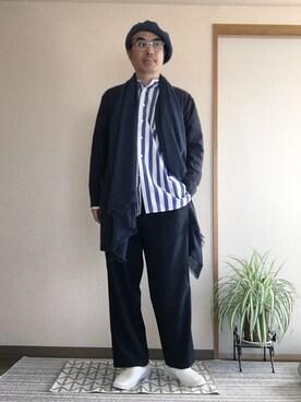Taka@TeamFiftiesさんの(niko and...|ニコアンド)を使ったコーディネート