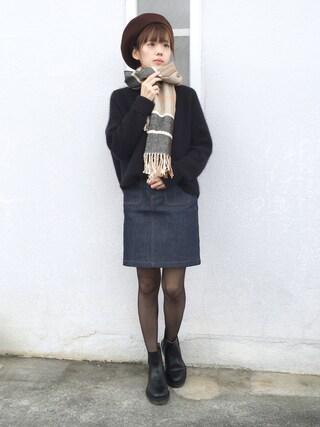 「【Dr.Martens/ドクターマーチン】CHELSEA BOOT:チェルシーブーツ#(Dr.Martens)」 using this 浅倉 まい looks
