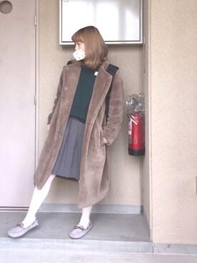 KURUMIさんの(MAJESTIC LEGON|マジェスティックレゴン)を使ったコーディネート