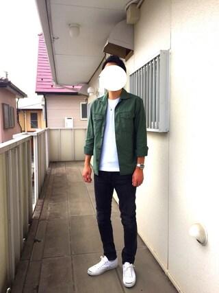 Hirokichiさんの(UNIQLO|ユニクロ)を使ったコーディネート