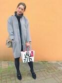 Nashiaさんの「秋冬新作★タッセルシューズ★6314(ORiental TRaffic|オリエンタルトラフィック)」を使ったコーディネート