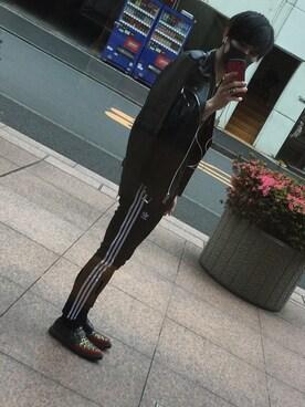 senaさんの(adidas originals|アディダスオリジナルス)を使ったコーディネート
