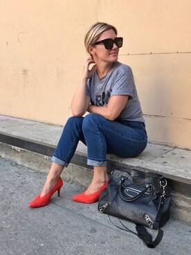 Karen さんの(Balenciaga|バレンシアガ)を使ったコーディネート