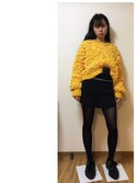 「MARC BY MARC JACOBS Oxford Creeper (Women)(Marc by Marc Jacobs)」 using this るうこ looks