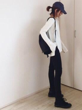 mayumiさんの(ZARA|ザラ)を使ったコーディネート