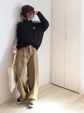 mayumiさんの(adidas|アディダス)を使ったコーディネート