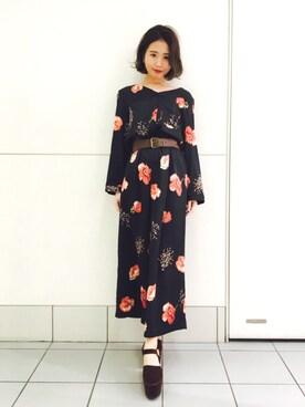 snidel|haruka Kuboさんの(snidel|スナイデル)を使ったコーディネート