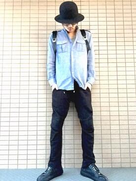 ★DSKDM★さんの(KIJIMA TAKAYUKI|キジマ タカユキ)を使ったコーディネート