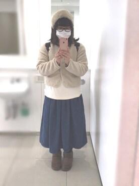 miikoさんの(UGG アグ)を使ったコーディネート