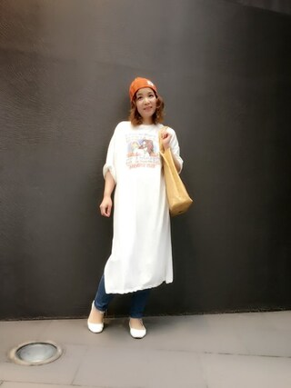 「Akashic Tree× HYSTERIC/BEADSブレス(HYSTERIC GLAMOUR)」 using this HYSTERIC GLAMOUR福岡店|happachin looks