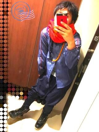 「Stussy x Timberland Leather 6 Zip Boot(STUSSY)」 using this rikuto looks