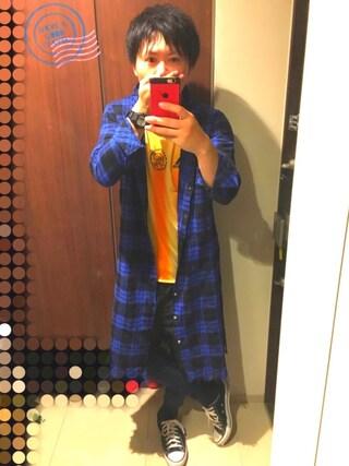 「CONVERSE コンバース ALL STAR OX オールスター オックス(CONVERSE)」 using this rikuto looks