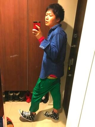 「ALL STAR HI【MENS】(FRAPBOIS)」 using this rikuto looks