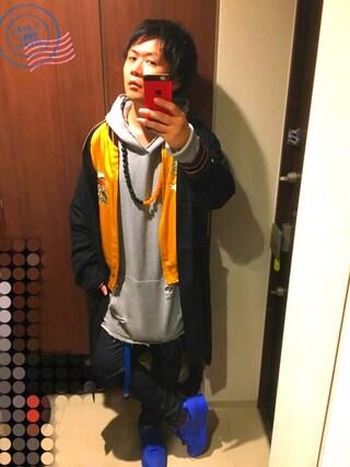 「NIKE AIR MAX 1 PREMIUM(atmos EXCLUSIVE)【SP】(NIKE)」 using this rikuto looks