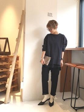 LIFE's堀江店|MIZUKI TANAKAさんの(TODAYFUL|トゥデイフル)を使ったコーディネート