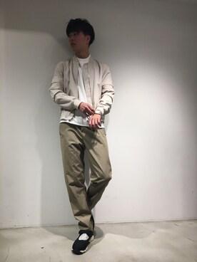 TATRAS&STRADA EST TOKYO|DAISUKEさんの(MARNI|マルニ)を使ったコーディネート