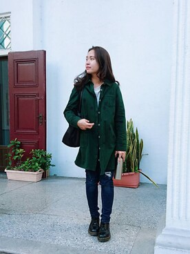 (Longchamp) using this yu-hsin looks