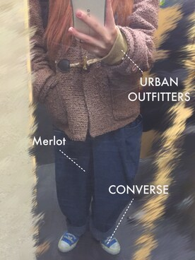 (URBAN OUTFITTERS) using this 則巻-ノリマキ- looks