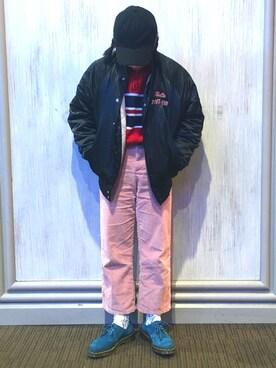 カモ ユウカさんの(POLO RALPH LAUREN|ポロラルフローレン)を使ったコーディネート