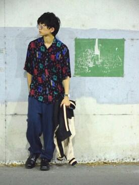 凪さんの(MEMENTISM|メメントイズム)を使ったコーディネート